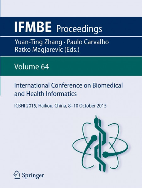 International Conference on Biomedical and Health Informatics