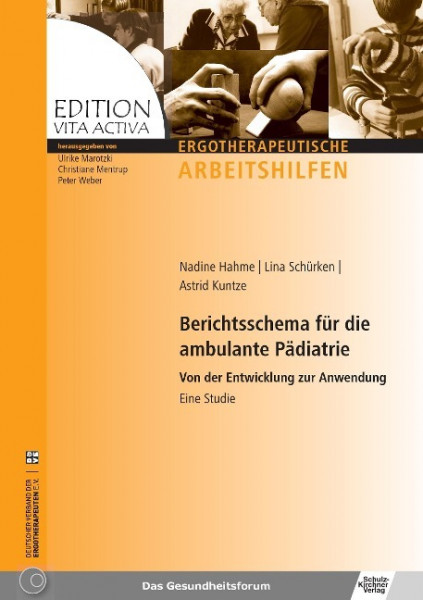 Berichtsschema für die ambulante Pädiatrie