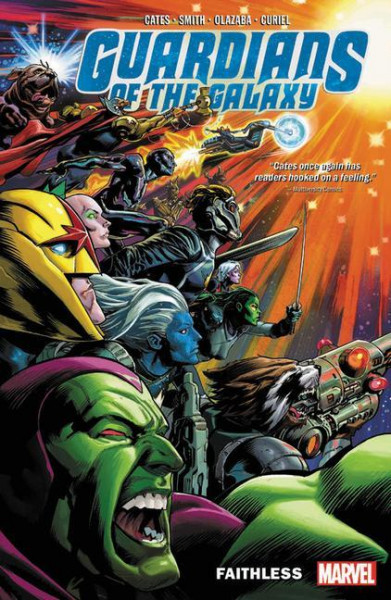 Guardians of the Galaxy by Donny Cates Vol. 2