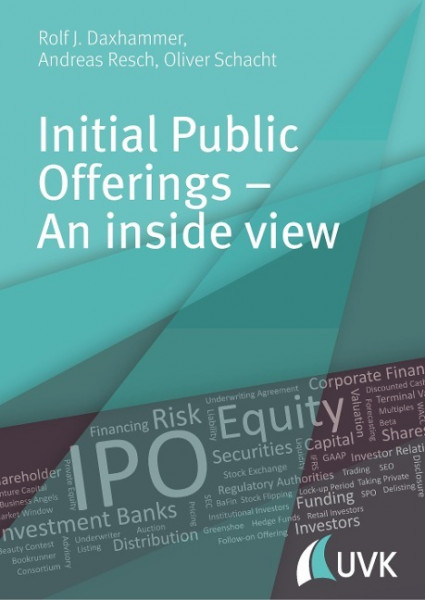Initial Public Offerings - An inside view