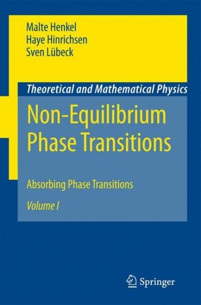Non-Equilibrium Phase Transitions. Volume 1