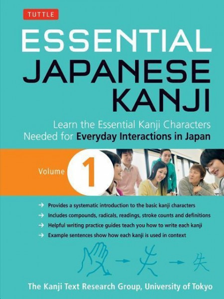 Essential Japanese Kanji Volume 1