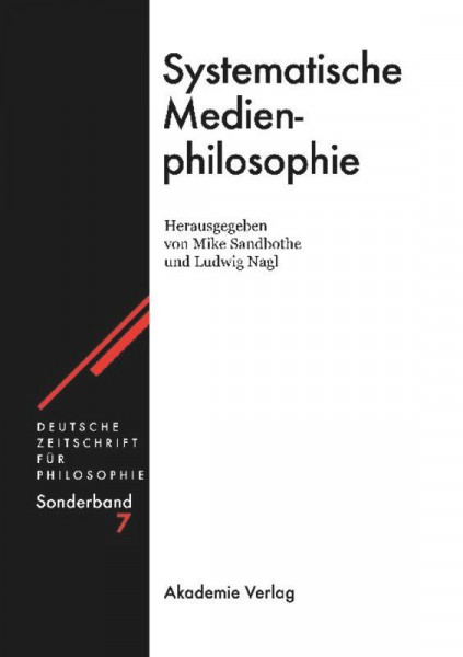 Systematische Medienphilosophie