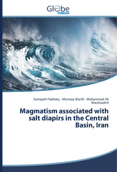 Magmatism associated with salt diapirs in the Central Basin, Iran