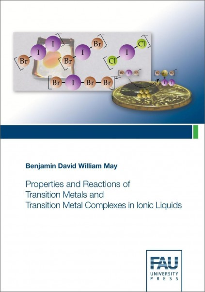 Properties and Reactions of Transition Metals and Transition Metal Complexes in Ionic Liquids