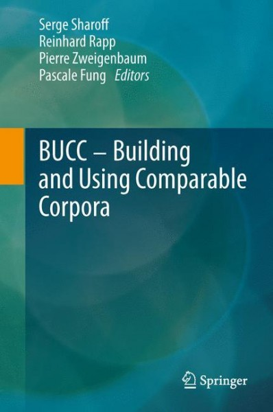 BUCC - Building and Using Comparable Corpora