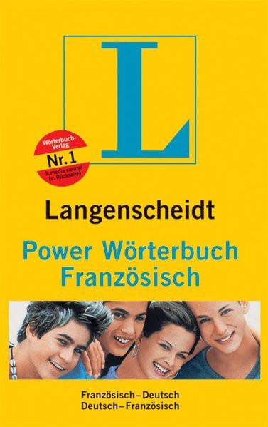 Langenscheidt Power Wörterbuch Französisch: Französisch-Deutsch/Deutsch-Französisch