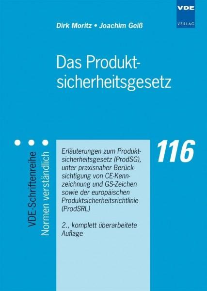 Das Produktsicherheitsgesetz