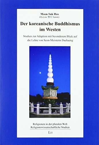 Der koreanische Buddhismus im Westen