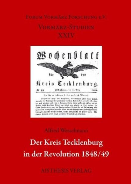 Der Kreis Tecklenburg in der Revolution 1848/49
