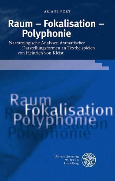 Raum - Fokalisation - Polyphonie