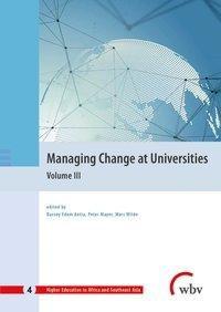 Managing Change at Universities