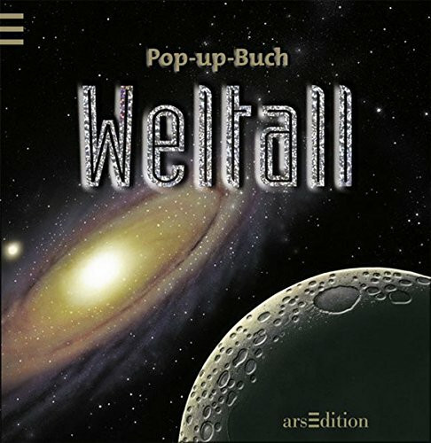 Weltall Pop-up Buch