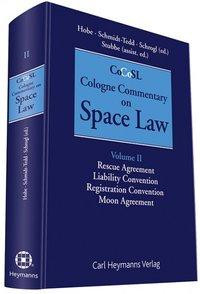 Cologne Commentary on Space Law Vol. 2