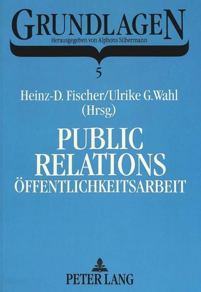 Public Relations / Öffentlichkeitsarbeit