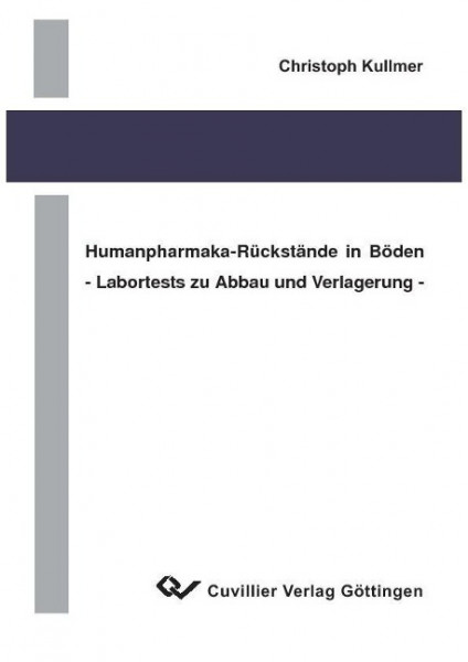 Humanpharmaka-Rückstände in Böden