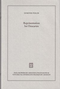 Repräsentation bei Descartes