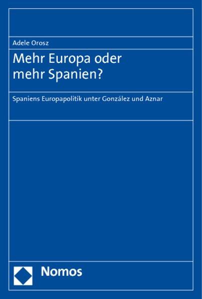 Mehr Europa oder mehr Spanien?