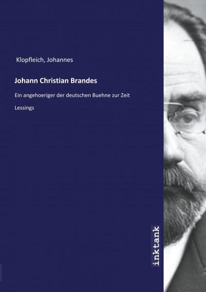 Johann Christian Brandes