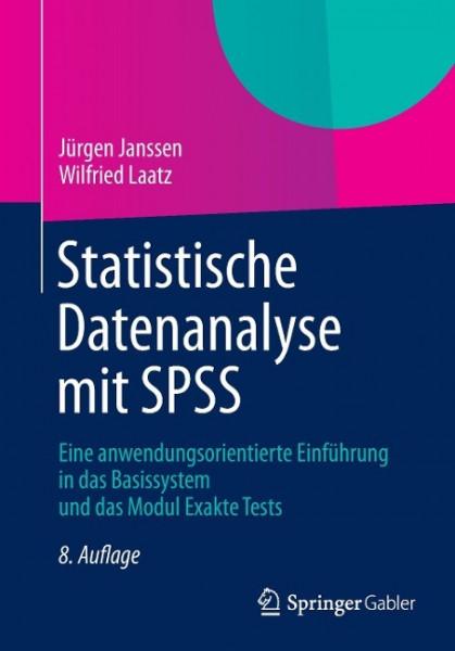 Statistische Datenanalyse mit SPSS