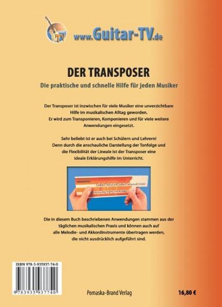 Guitar-TV: Der Transposer