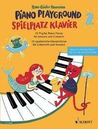 Spielplatz Klavier. Band 2. Klavier