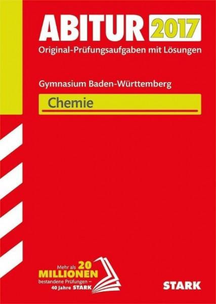 Abiturprüfung Baden-Württemberg 2017 - Chemie