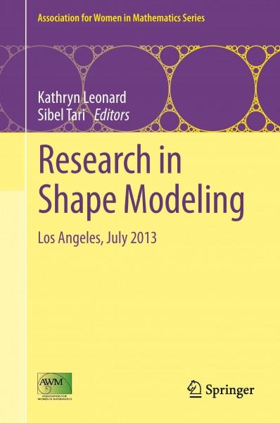 Research in Shape Modeling