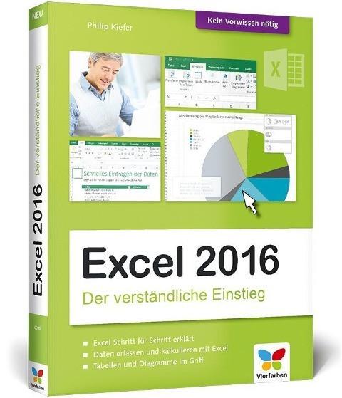 Excel 2016. Der verständliche Einstieg