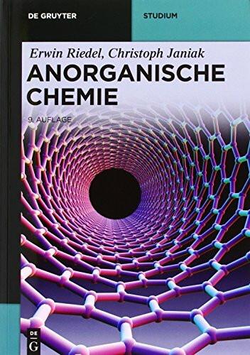 Kombi Anorganische Chemie, 9.A. und Übungsbuch Allgemeine und Anorganische Chemie 3.A.