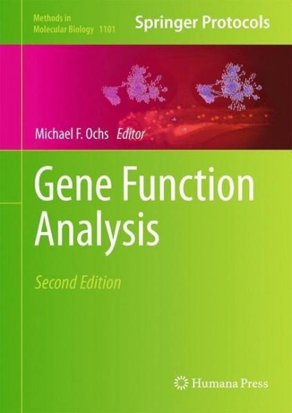 Gene Function Analysis