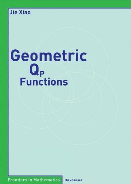 Geometric Qp Functions