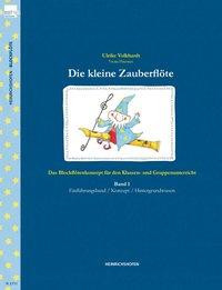 Die kleine Zauberflöte (Lehlerheft, 5 Bände)