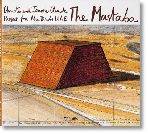 Christo and Jeanne Claude, the Mastaba, Project for Abu Dhabi
