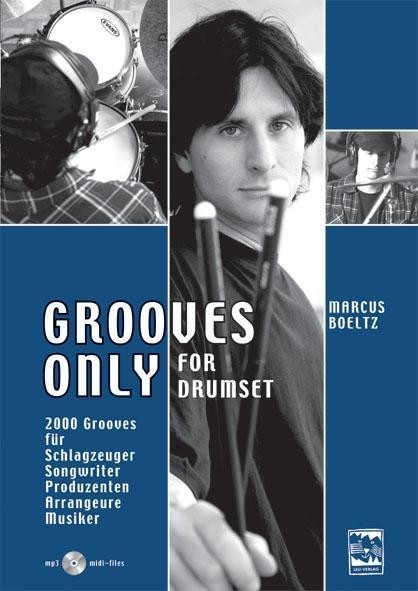 Grooves Only for Drumset