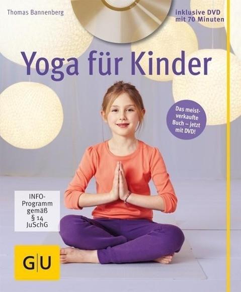 Yoga für Kinder (mit DVD)
