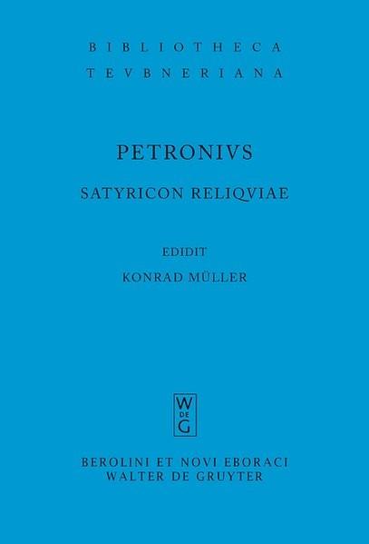 Satyricon reliquiae
