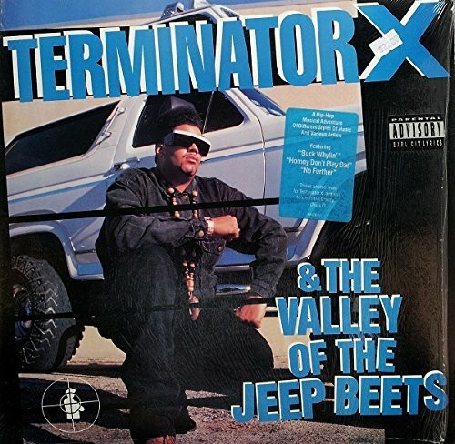 Terminator X & Valley of Jeep Beats [Vinyl LP]