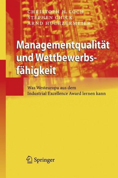 Managementqualität und Wettbewerbsfähigkeit