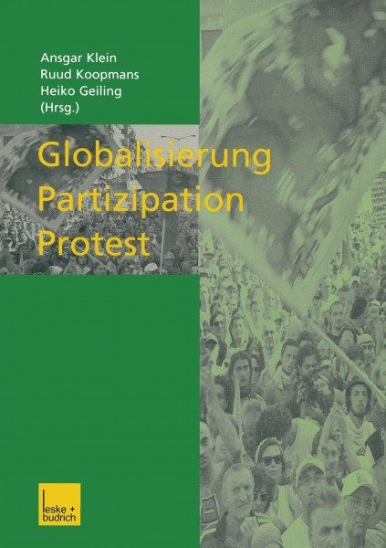 Globalisierung - Partizipation - Protest