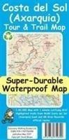 Costa del Sol (Axarquia) Tour and Trail Super-Durable Map