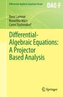 Differential-Algebraic Equations: A Projector Based Analysis