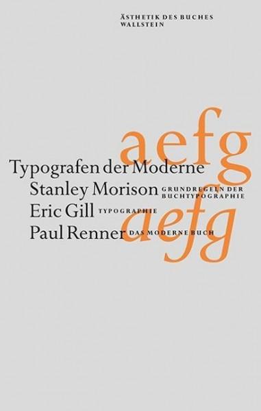 Typografen der Moderne