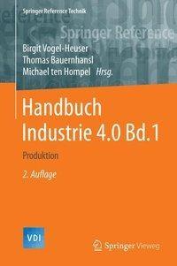 Handbuch Industrie 4.0 Bd.1