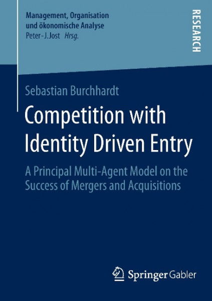 Competition with Identity Driven Entry