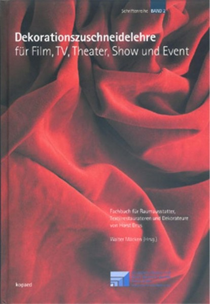 Dekorationszuschneidelehre für Film, TV, Theater, Show und Event