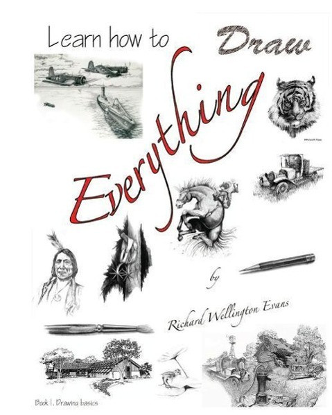 Learn How to Draw Everything