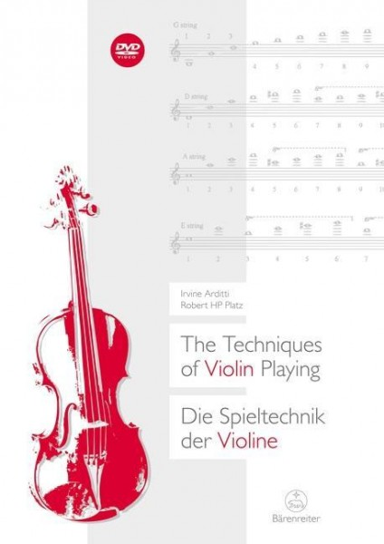 Die Spieltechnik der Violine (The Techniques of Violin Playing)