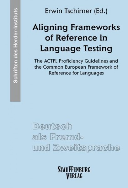 Aligning Frameworks of Reference in Language Testing