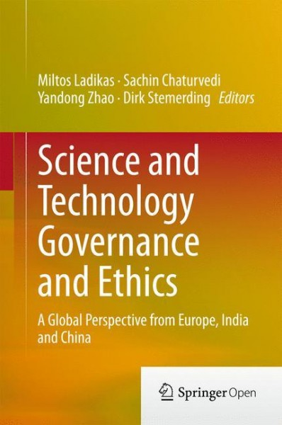 Science and Technology Governance and Ethics